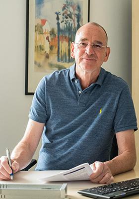 Dr. med. Michael Zähringer